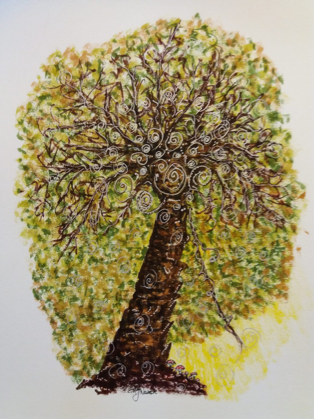 great-tree-pen-ink-marker-drawing-Eithne-Warren-https://insideheartspace.com