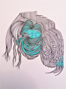 Energetic Art Eithne Warren Inside Heart Space